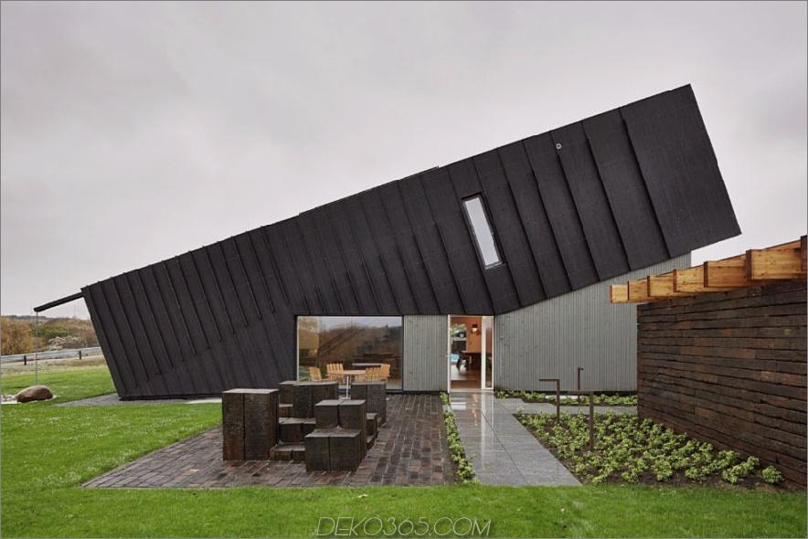 ZEB-Pilothaus - Pilotprojekt von Snøhetta