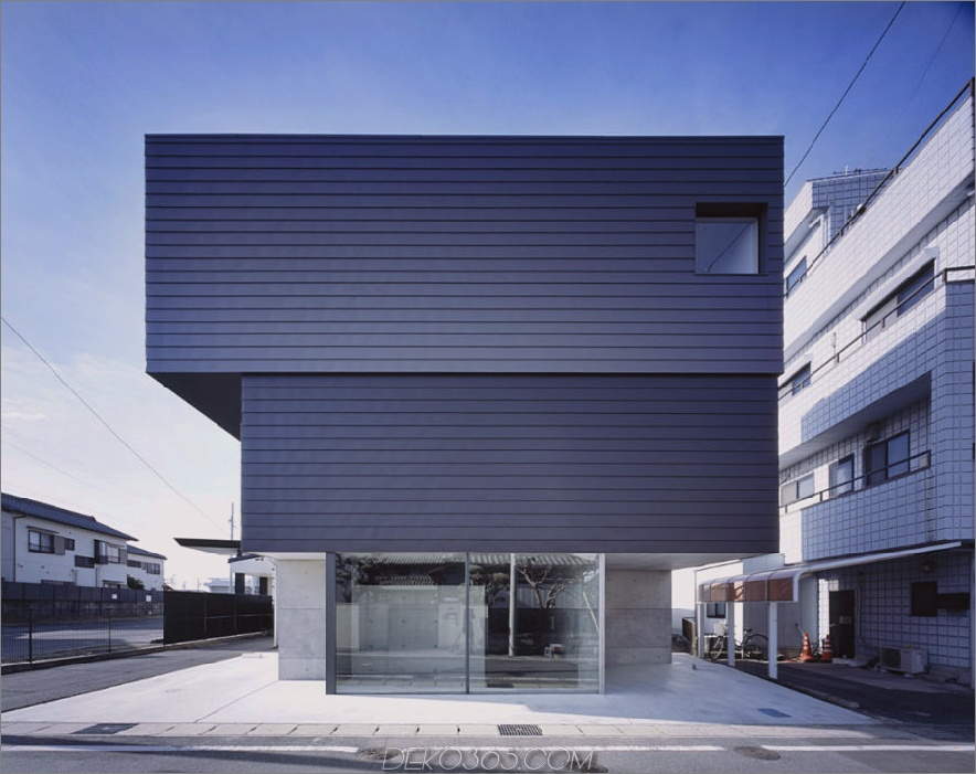 Blick von APOLLO Architects