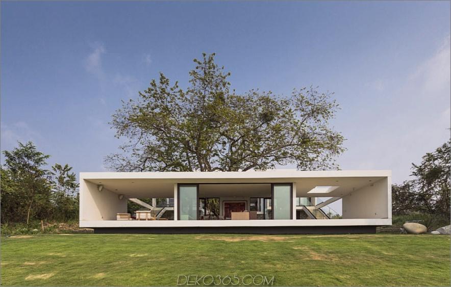 Guazuma House von Alberto Zavala Arquitectos