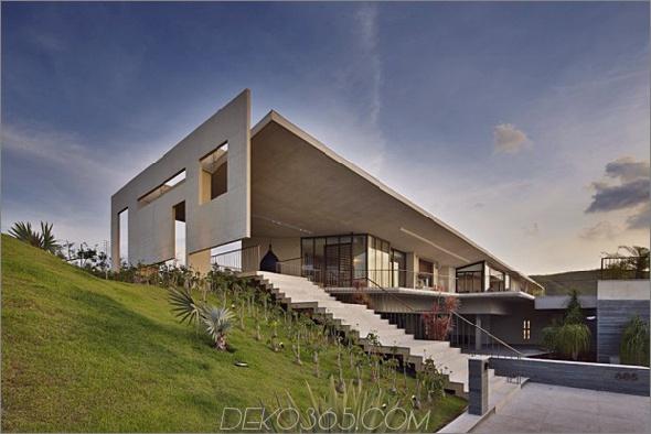 moderne Hausgalerie 1 Moderne Hausgalerie für Kunst- und Architekturliebhaber