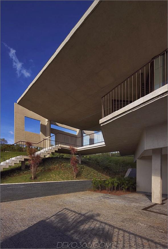 Moderne Hausgalerie 2 Moderne Hausgalerie für Kunst- und Architekturliebhaber