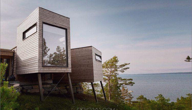 Moderne Hütten, die wunderschöne Ferienhäuser machen_5c58f86c9a15b.jpg