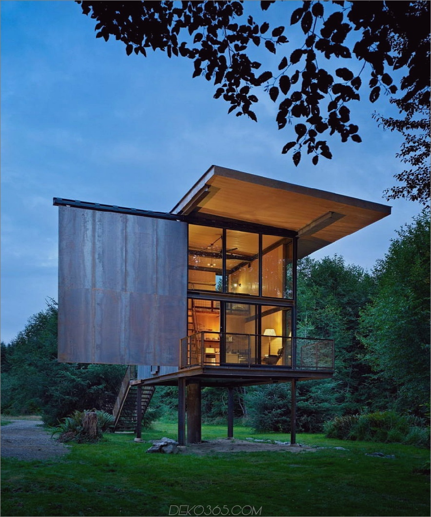 Fishing Cabin von Olson Kundig Architects
