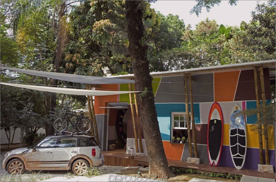 Urban Cabin von Fabio Galeazzo