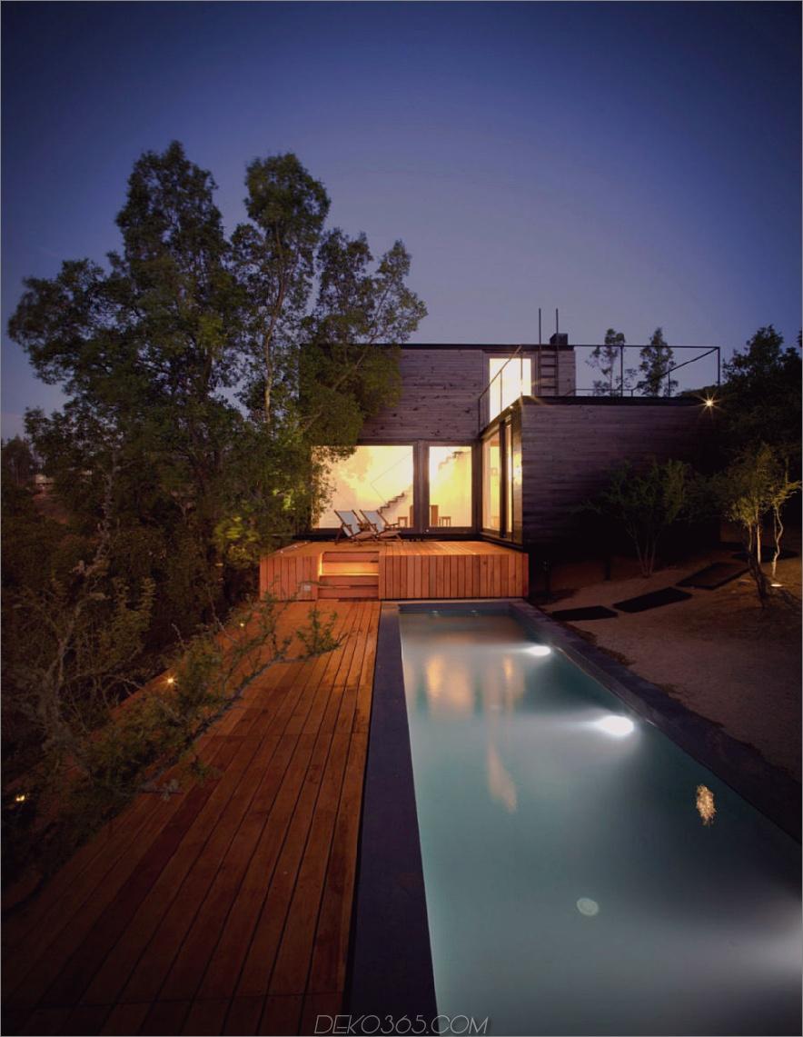Pangal Cabin von EMa Arquitectos