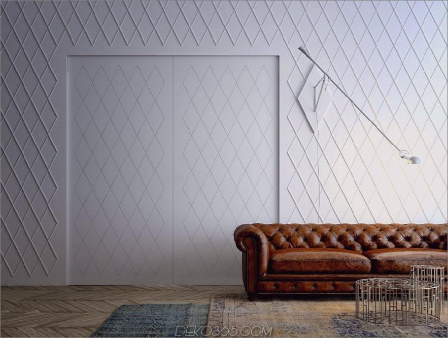 Linvisibile-Taschentür von Portarredo 900x678 Moderne Innentürentwürfe für die meisten stilvollen Raumübergänge