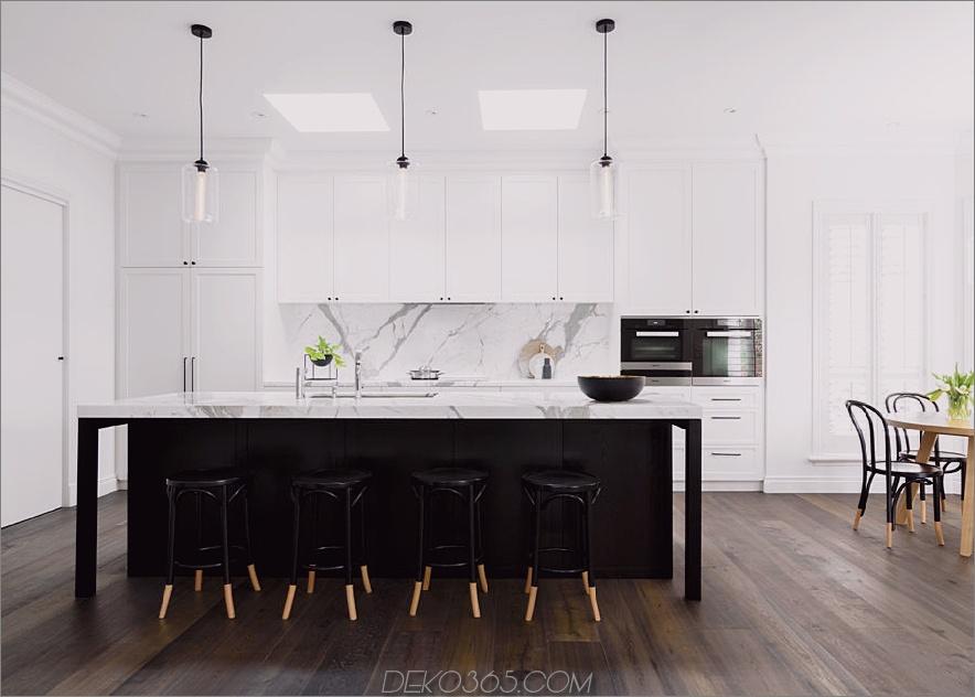 Schwarz-Weiß-Küche von Biasol Design Studio 900x643 Moderne Küche Backsplash Ideen für das Kochen mit Stil
