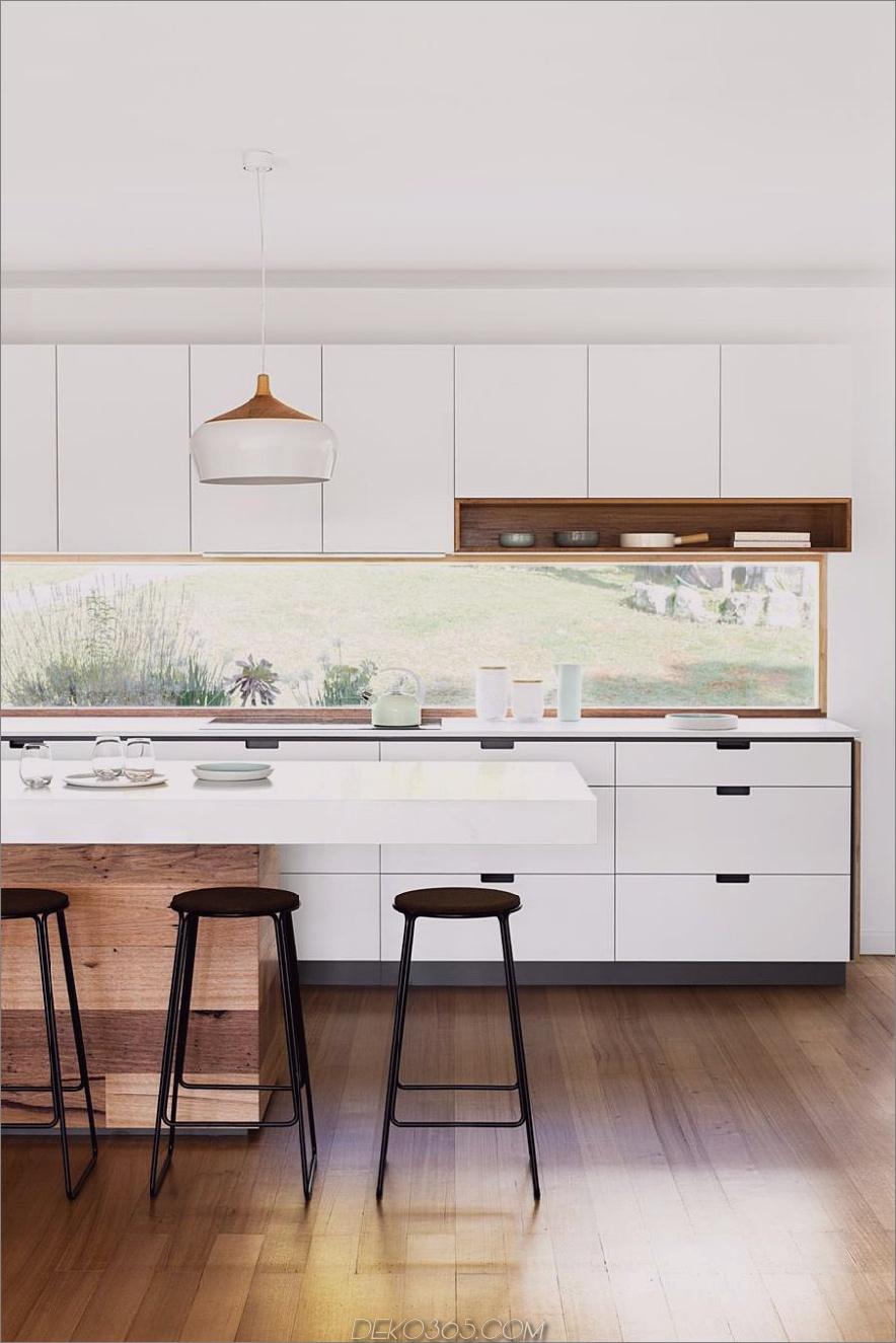 Fenster benutzerdefinierte Küche Backsplash