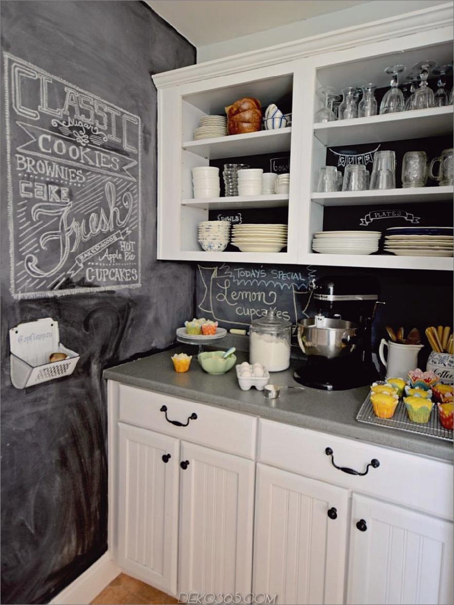 Tafelküchen-Backsplash von Marian Parsons