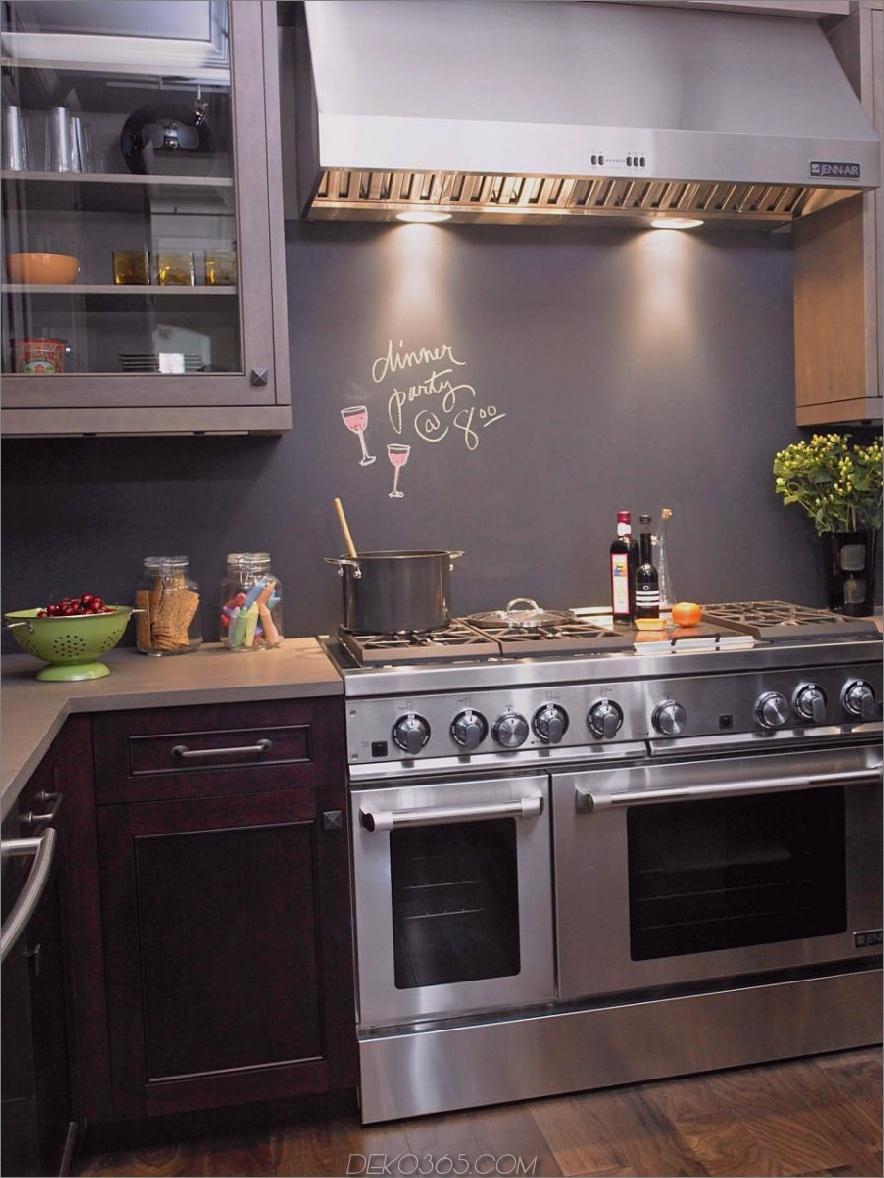Tafelküchen-Backsplash-Design von Susan Fredman