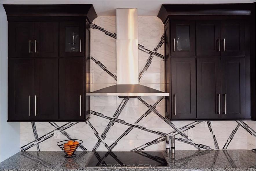 Küchenrückwandentwurf von DiFabion Remodeling