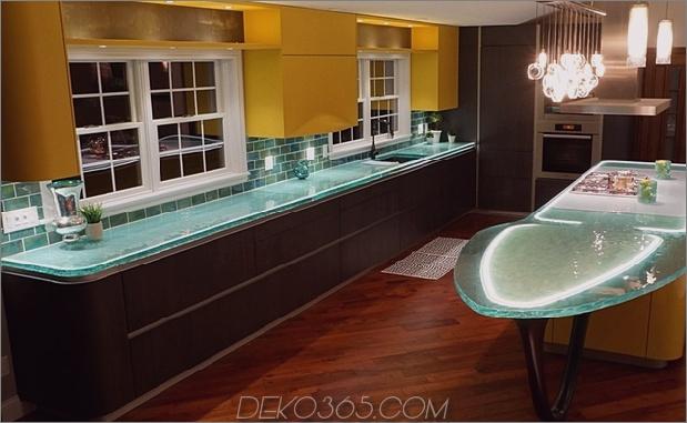 Moderne Küchenarbeitsplatten aus ungewöhnlichen Materialien: 30 Ideen_5c590b47c34b7.jpg
