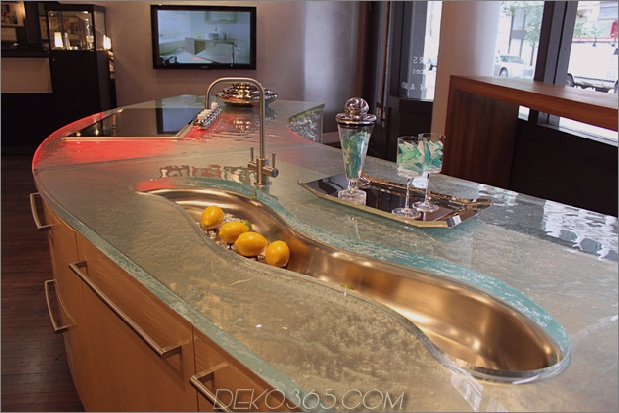 Moderne Küchenarbeitsplatten aus ungewöhnlichen Materialien: 30 Ideen_5c590b49bd293.jpg