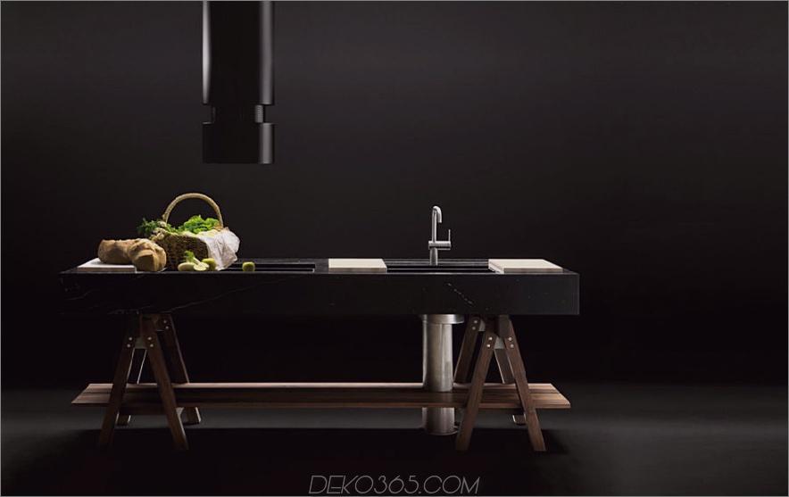 Lando Covivio modulare Küche