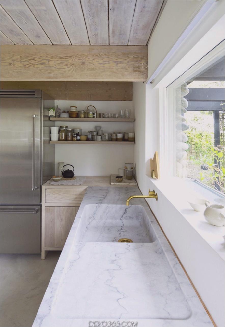 Küche von Scott & Scott Canadian Architects