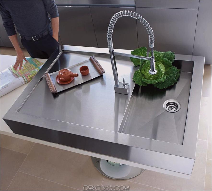 Kitchen Duality von Warendorf