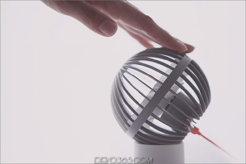 Mini-O-Fan