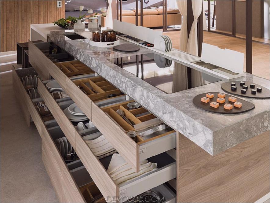 Kücheninsel Pantry