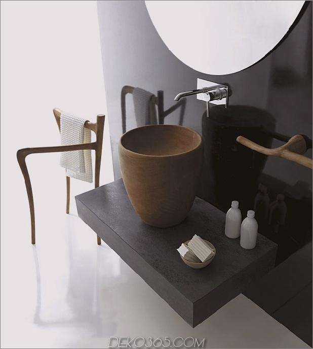 moderne rustikale badmöbel ergo galassia collection thumb 630x700 14625 Moderne rustikale badmöbelkollektion Ergo von Galassia