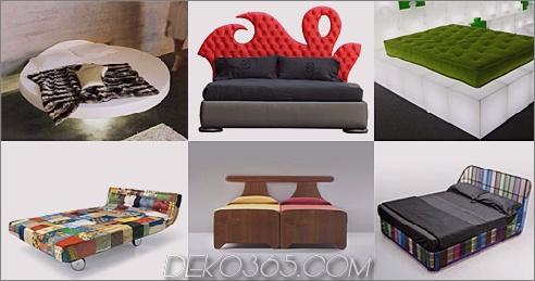 moderne kreative Bettdesigns 13 Moderne und kreative Bettdesigns