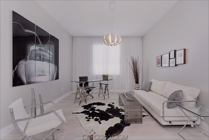 Beatriz Pascuali Wohnzimmer und Büro
