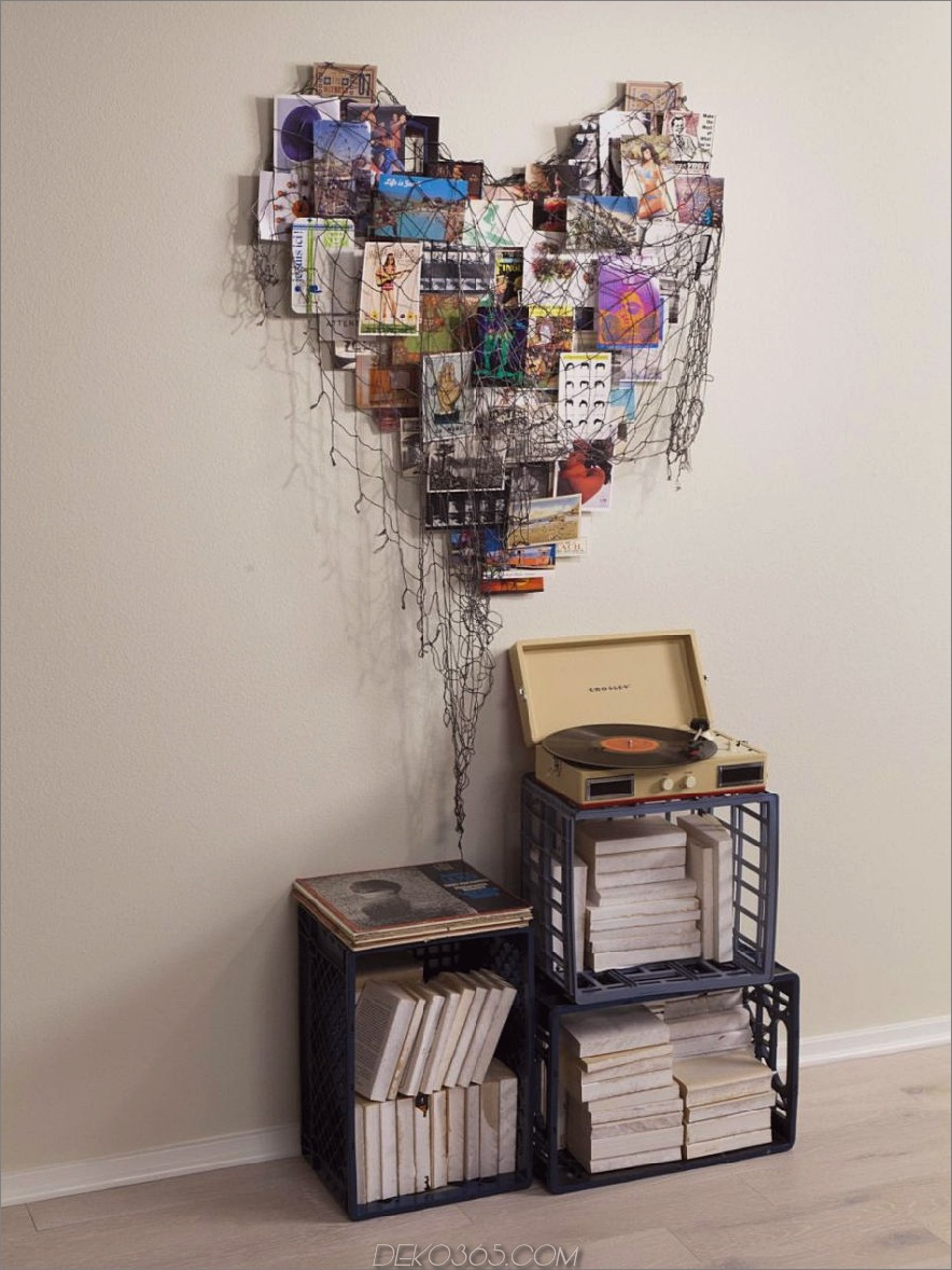 Eklektische 3-D-Wandkunst von Susan Manrao