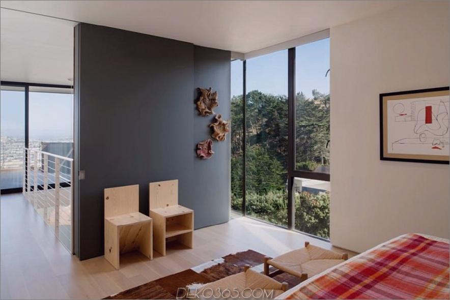 GB Architekturhaus mit 3D-Wandkunst