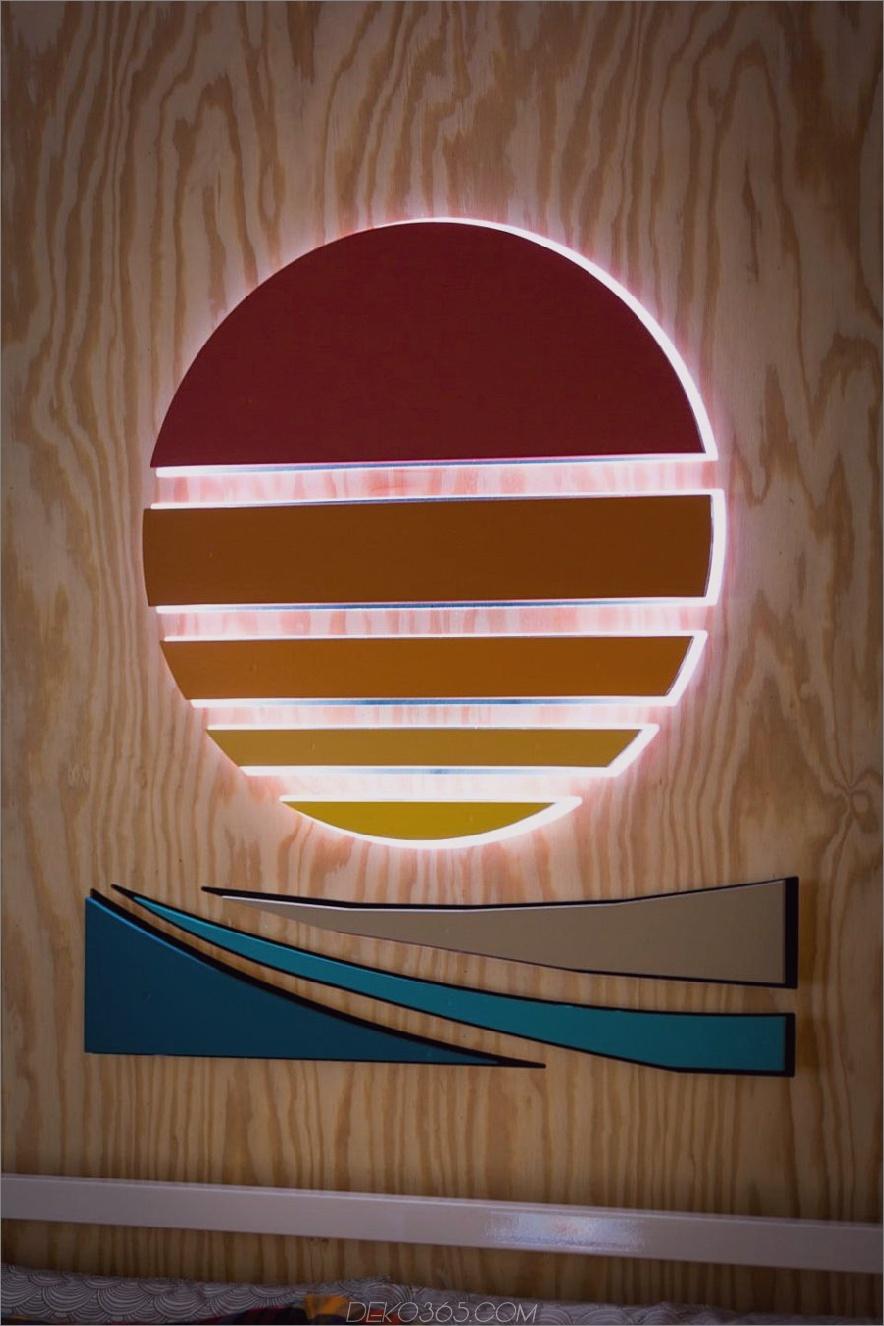 Sun Wall Art und Beleuchtungskörper von J & J Design Group
