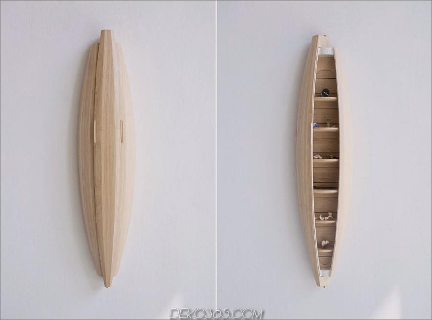Skulpturales Kabinett von Jeremy Zietz