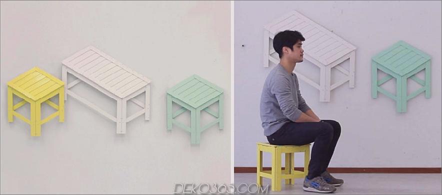 'De-dimension_ Von 2D nach 3D' von Jongha Choi