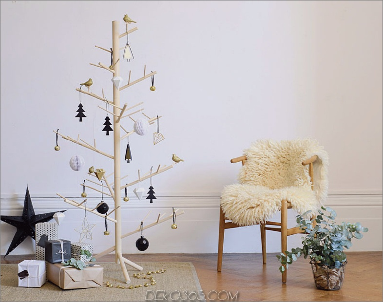 Weihnachtsbaum von Demelzahill Modern Christmas Decor Ideas sind alle stilvoll und schick