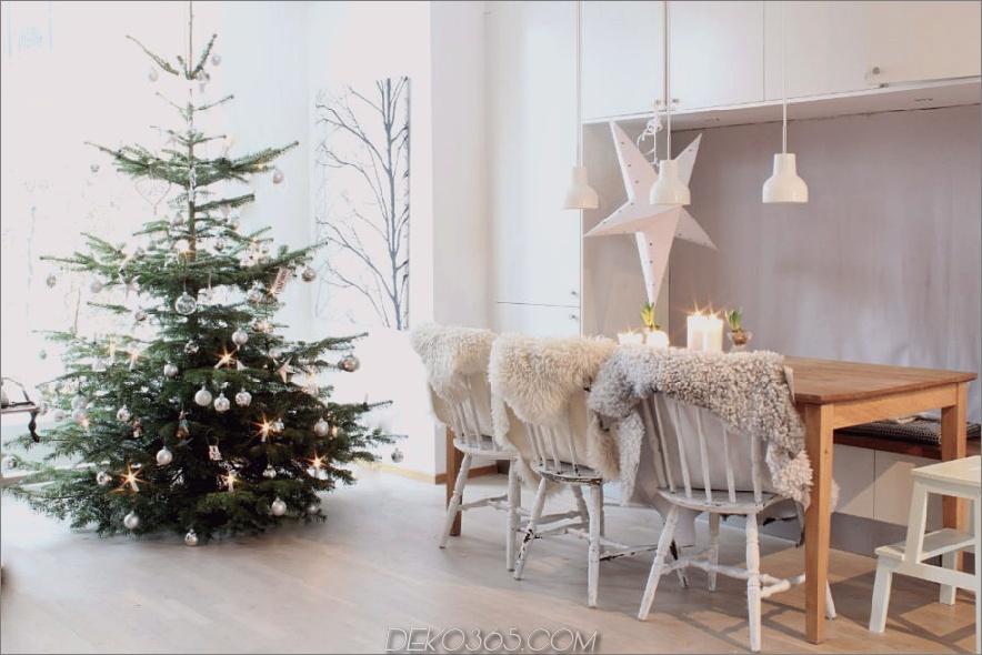 Scandninavian Weihnachtsdekor