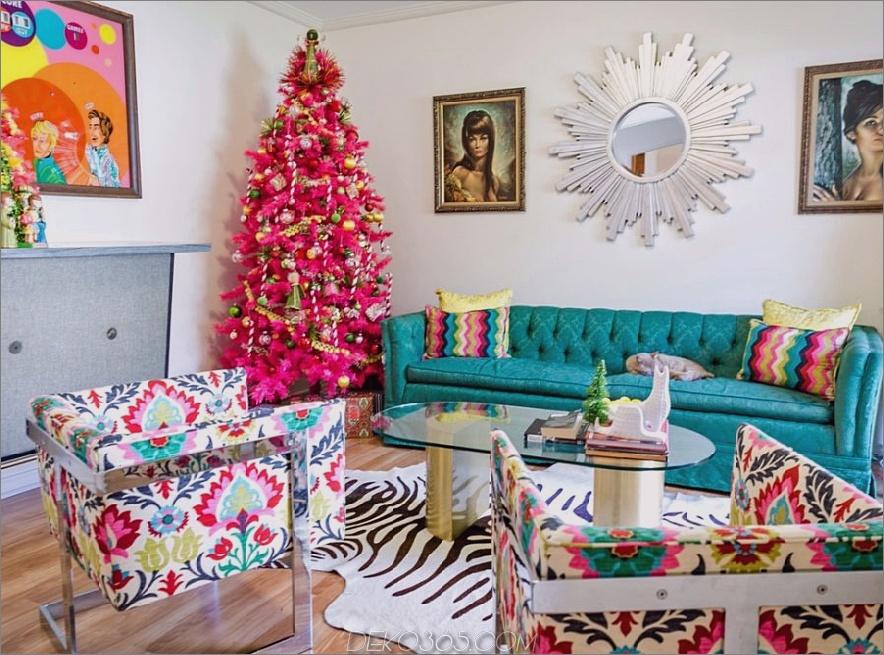 Moderne Weihnachtsdekor-Ideen aus der Jahrhundertwende