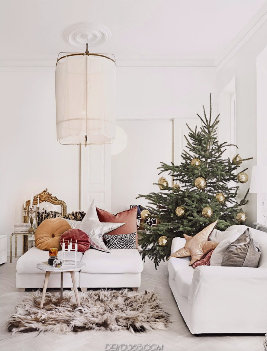 Luxe Weihnachtsdekor