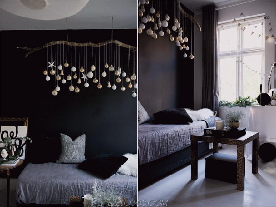 Valentina Fussell Glamouröses Weihnachtswohnzimmer