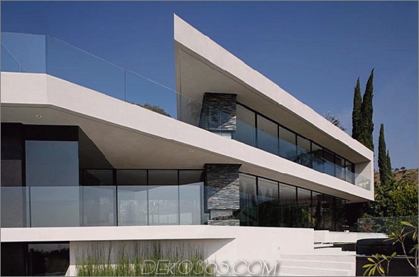 openhouse xten 2 Moderne Wohnarchitektur in Hollywood Hills ein luxuriöses Haus mit Blick auf den Sunset Boulevard