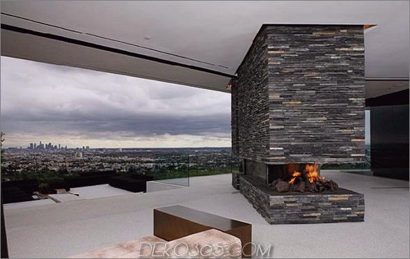 openhouse xten 4 Moderne Wohnarchitektur in Hollywood Hills ein luxuriöses Haus mit Blick auf den Sunset Boulevard
