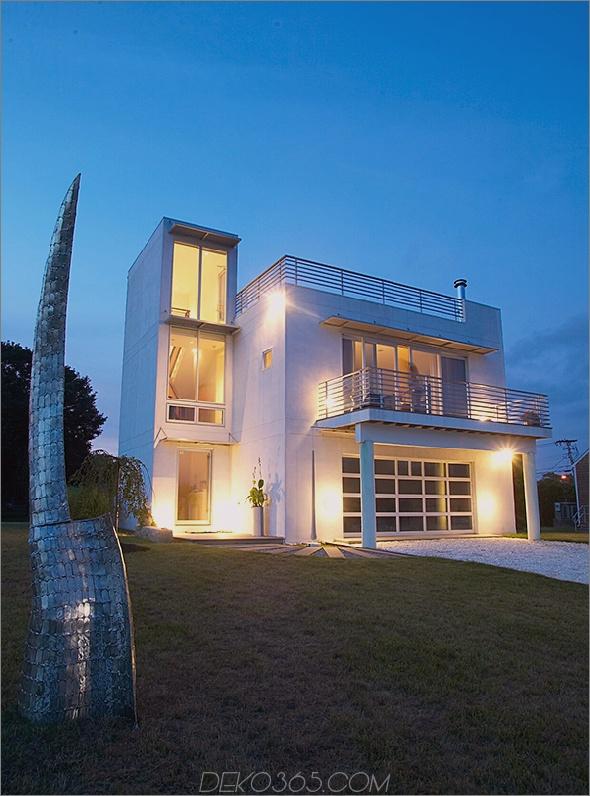 modernes Studio-Haus-Plan Rhode Island 1 Modernes Studio-Haus-Plan in Rhode Island von Native Architect