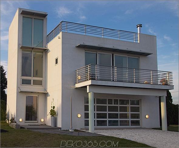 moderne Studio Haus Plan Rhode Island 2 Moderne Studio Haus Plan in Rhode Island von Native Architect