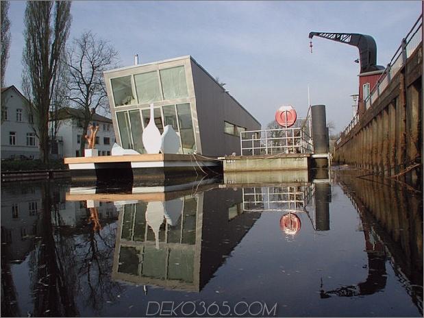 modernes Bootshaus für zeitgemäßes Wohnen 15 thumb 630xauto 35614 Modernes Bootshaus für zeitgemäßes Wohnen