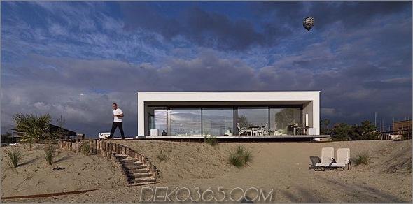 breda woonhuis 1 Modernes Custom House Design in den Niederlanden die Fenster!