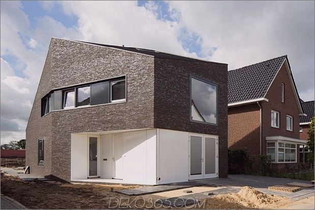modernes Einfamilienhaus niederländische Tradition mit einem Twist 1 thumb 630x420 8972 Modernes Einfamilienhaus in den Niederlanden: Tradition mit einem Twist