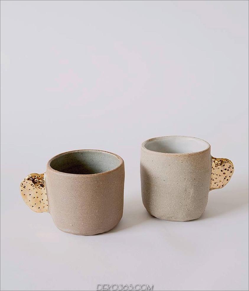Keramikbecher von Bridget Bodenham