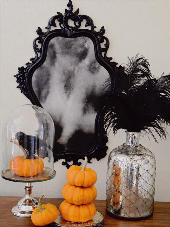 Moderne Halloween-Dekorationen