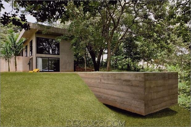 modernes Haus aus Betonboxen 12 thumb 630xauto 36399 Modernes Haus aus Betonboxen