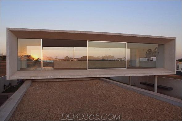 osler house 10 Modernes Haus in Brasilien Erde, Luft und Wasser treffen sich im Osler House