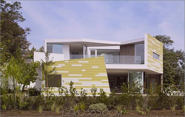 Königshaus 2 Modernes Kalifornien-Haus in Santa Monica, inspiriert von Bäumen ...