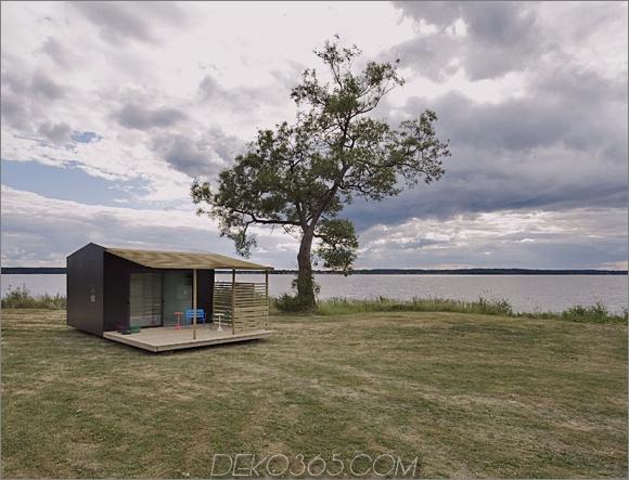 Mini-Haus 1 Modernes Mini-Haus von Architekt Jonas Wagell