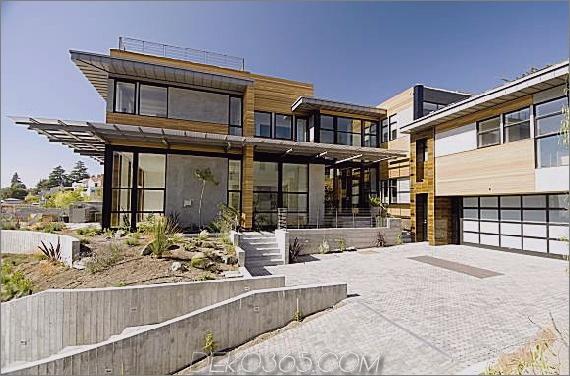 marigardo house 1 Modernes, nachhaltiges Haus für das Platinum Marigardo House von Plumbob in Nordkalifornien