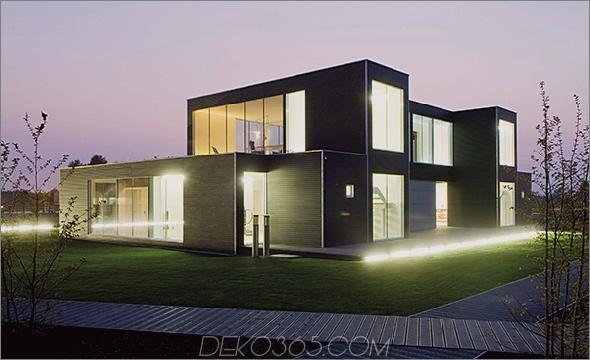 planit 2 Modernes vorgefertigtes Zuhause präsentiert hochwertige Möbel von B & B Italia!